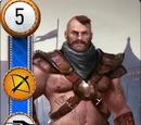 Crinfrid Reavers Dragon Hunter (gwent card)
