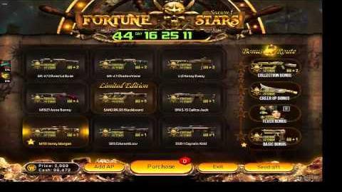 -AVA- Walkthrough - Fortune Stars