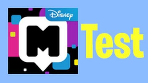 Disney's Mix Social App (Projet Super Secret)