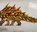 Ankylosaurus Híbrido