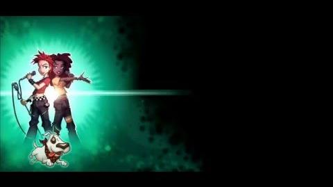 Star Academy 2 Theme Song - Spotlights (Kyomi ver.)