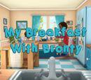 My Breakfast with Bronty