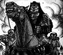 Cavaleiros Cachorros Negros