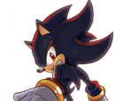 Shadow the Hedgehog (Archie Pre-Genesis Wave)