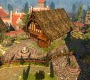 Whoreson Junior's mansion