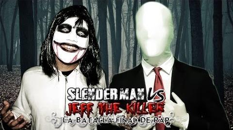 Slenderman VS Jeff the Killer. La Batalla Final de Rap (Especial Halloween) Keyblade