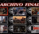 Epílogos (Resident Evil 3: Nemesis)