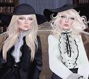 Constance & Elina Sharpe