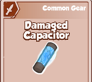 Damaged Capacitor
