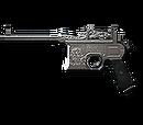 Mauser M1896-Ultimate Silversmith