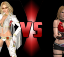'Dead or Alive vs Rumble Roses' themed Death Battles
