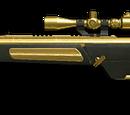 Золотая Steyr Scout