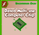 Dated Multi-use Computer Chip