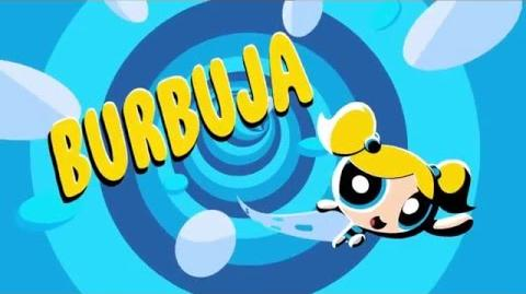 Burbuja Las Chicas Superpoderosas Cartoon Network