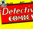 Detective Comics Vol 1 135