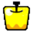 SPM Sprite Goldener Apfel.png