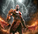 Personajes de God of War: Chains of Olympus