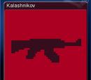 SAMOLIOTIK - Kalashnikov