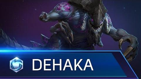 BWAAAARGH – Dehaka surgit dans Heroes of the Storm FR