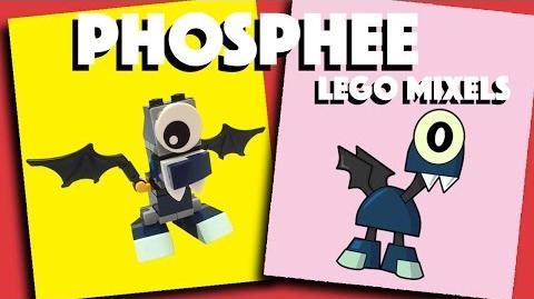 LEGO Mixels - Phosphee - Stop Motion Build-0