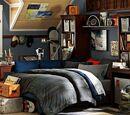 Connor Alexander/Bedroom