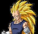 Vegeta Super Saiyan 3