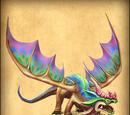 Eierblüter/Dragons-Aufstieg von Berk