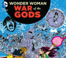 Wonder Woman: War of the Gods (Collected)