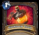 Firebloom Toxin