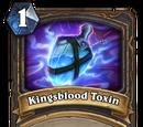 Toxin Card