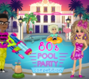80's Pool Party Competition