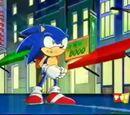 On recherche Sonic