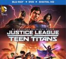 MrBlonde267/New animated movie Justice League vs. Teen Titans is coming April 12th