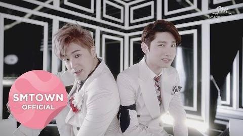 TVXQ! 동방신기 수리수리 (Spellbound) Music Video