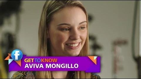 Get to Know Aviva Mongillo from Backstage