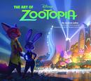 The Art of Zootopia/Gallery