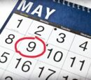 You're Going to Die on May 9th