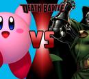Kirby vs Doctor Doom