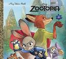A Big Golden Book: Zootopia/Gallery
