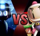 Mega Man vs Bomberman
