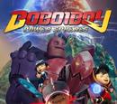 BoBoiBoy: Power Spheres