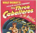 Les Trois Caballeros (long métrage)