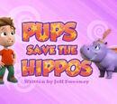 Pups Save the Hippos