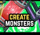 Create Monsters