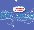 The Great Snow Storm of Sodor