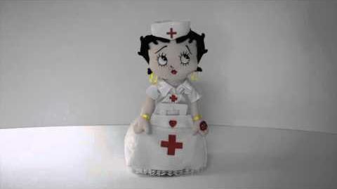 Nurse Betty Boop TM