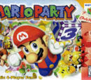 List of mini-games in Mario Party