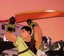 Épée de Yatsuhashi