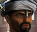 Captain Qawurd of Bedouin Company