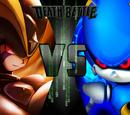 Bass Vs Metal Sonic